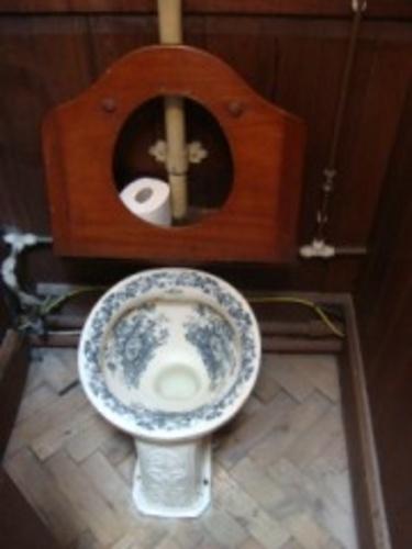 Chamber Toilet!